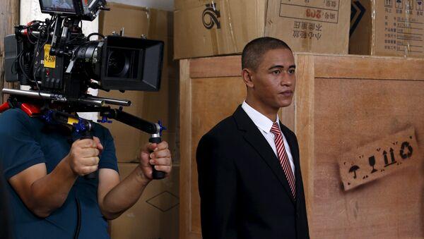 Ксиао Југо, Кинез који неодољиво подсећа на Обаму - Sputnik Србија