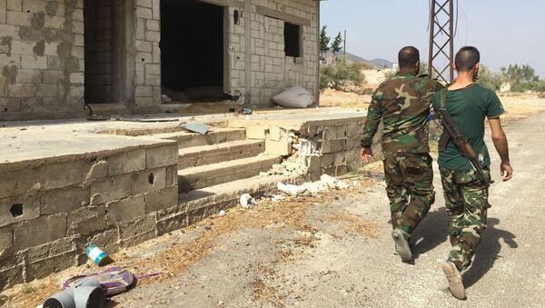 Povratak mira u sirijsku provinciju - Sputnik Srbija