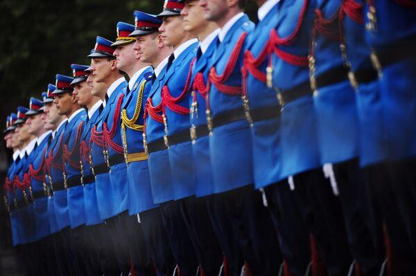 Гардисти Војске Србије - Sputnik Србија