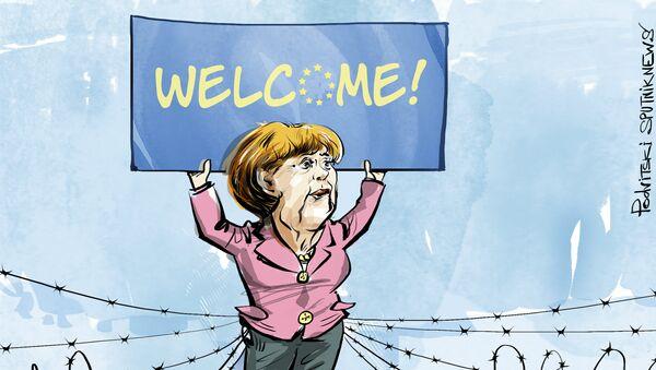 Европа без граница - Sputnik Србија