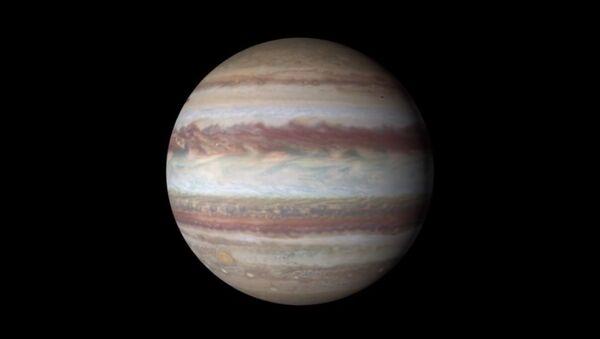Jupiter in 4k Ultra HD - Sputnik Srbija