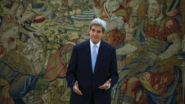 Državni sekretar SAD Džon Keri - Sputnik Srbija