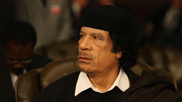 Moamer Gadafi - Sputnik Srbija