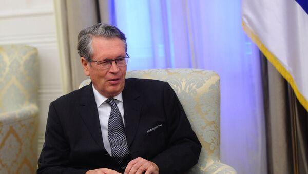 Ambasador Rusije u Srbiji Aleksandar Čepurin - Sputnik Srbija
