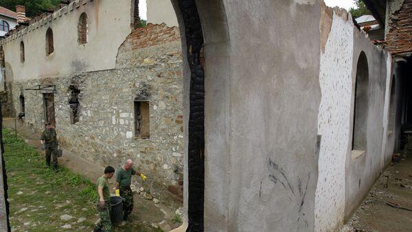 Manastir na Kosovu - Sputnik Srbija
