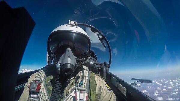 Ruski pilot u Siriji - Sputnik Srbija