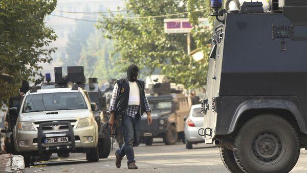 Turske specijalne jedinice u sukobu sa militantima Islamske države - Sputnik Srbija