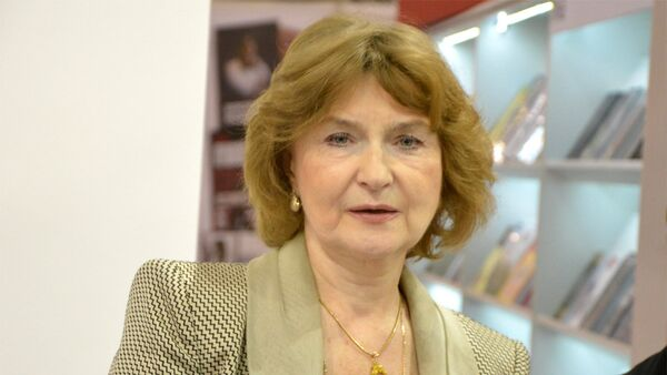 Ruska istoričarka Natalija Naročnicka - Sputnik Srbija