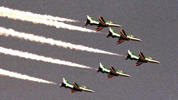 Ловци војне авијације Саудијске Арабије - Sputnik Србија