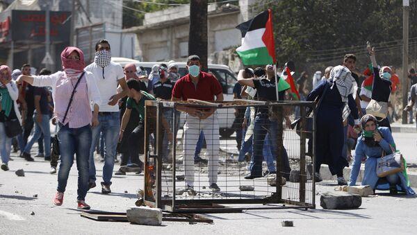 Protest Palestinaca u Hebronu - Sputnik Srbija