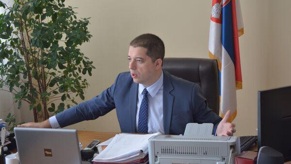 Марко Ђурић, шеф канцеларије за КиМ - Sputnik Србија