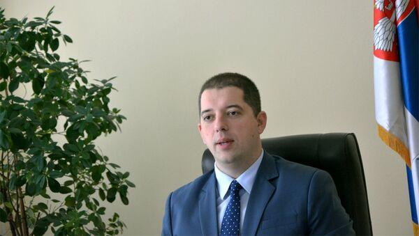 Директор канцеларије за Косово и Метохију Марко Ђурић - Sputnik Србија