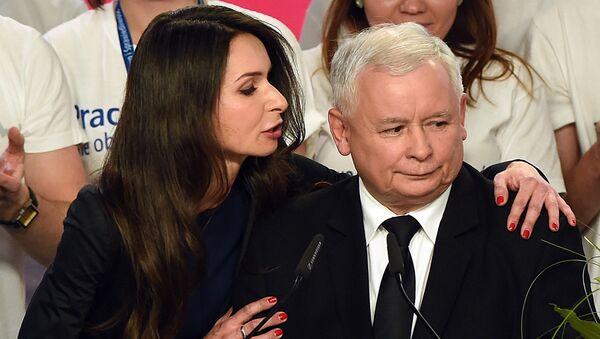 Jaroslav Kačinjski prima čestitke od ćerke Marte - Sputnik Srbija