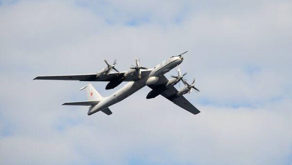 Protivpodmornički avion Tu-142 - Sputnik Srbija