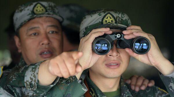 Кинески војници - Sputnik Србија