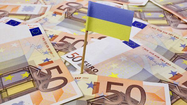 Zapad mora finansirati Ukrajinu - Sputnik Srbija