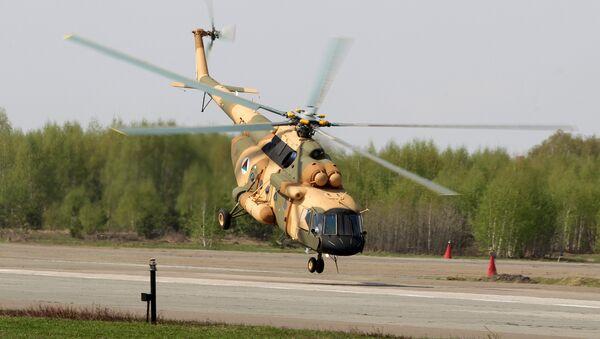 Ruski helikopter Mi-17 - Sputnik Srbija