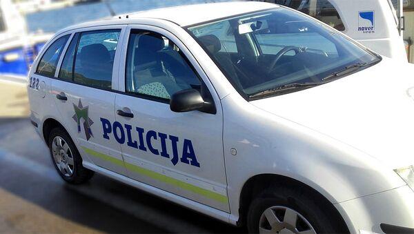 Гранична полиција Црне Горе - Sputnik Србија