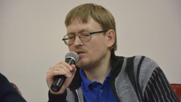 Сергеј Бељаков - Sputnik Србија