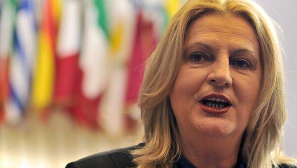 Едита Тахири - Sputnik Србија