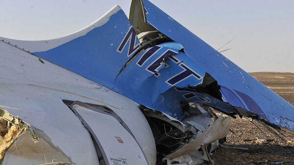 Avionska nesreća ruskog aviona na Sinaju - Sputnik Srbija