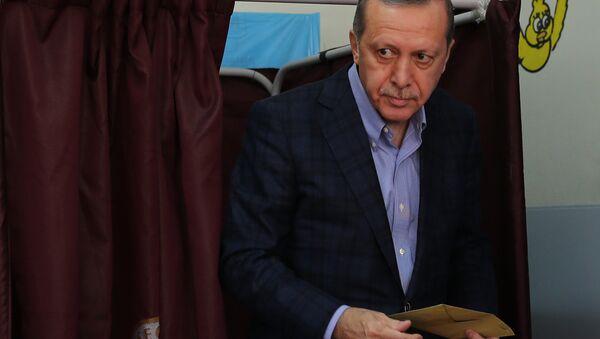 Redžeop Tajip Erdogan - Sputnik Srbija