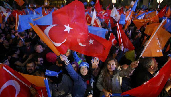 Izbori u Turskoj, Ankara - Sputnik Srbija