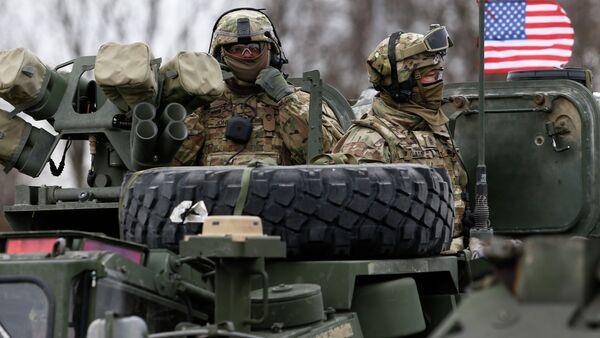 Америчка војска - Sputnik Србија