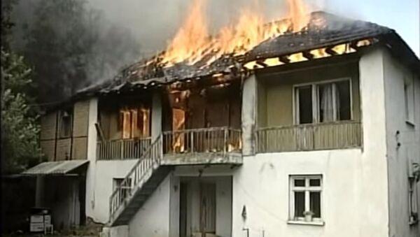 Нереди на Косову 17.март 2004. године. - Sputnik Србија