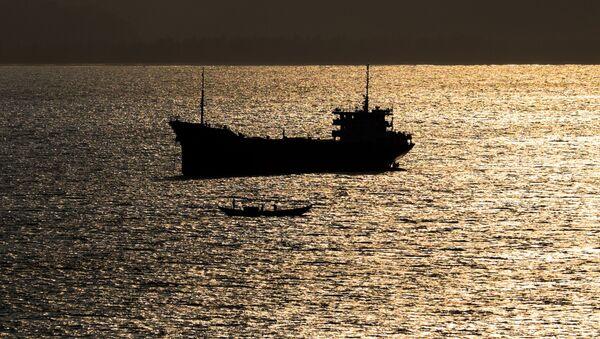 Brod u Južno-kineskom moru - Sputnik Srbija
