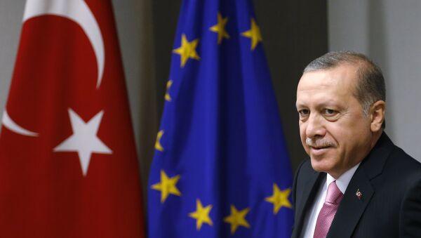Predsednik Turske Tajip Erdogan - Sputnik Srbija