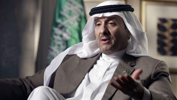 Sultan bin Salman bin Abdulaziz Al Saud - Sputnik Srbija