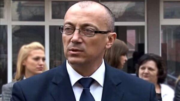 Gradonačelnik Kosovske Mitrovice Goran Rakić - Sputnik Srbija