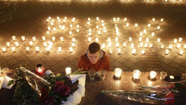 Rusija žali za žrtvama avionske nesreće na Sinaju - Sputnik Srbija