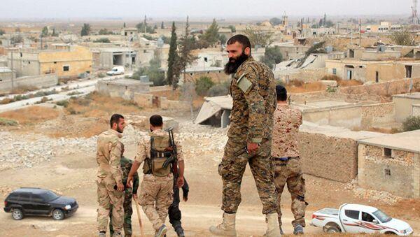 Сиријска војска - Sputnik Србија