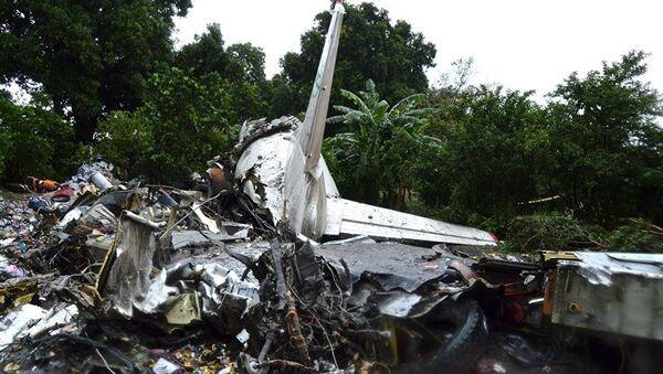 Ruski teretni avion se srušio u Južnom Sudanu - Sputnik Srbija