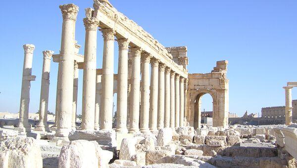 Древни град Палмира - Sputnik Србија