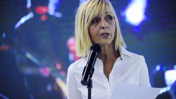 Бранка Ђукић, директорка Танјуга - Sputnik Србија