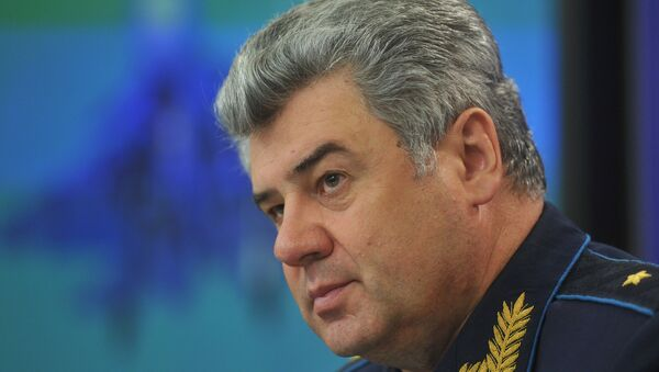 Главни командант руске авијације Виктор Бондарев - Sputnik Србија