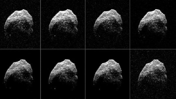 Астероид Мртвачка глава - Sputnik Србија