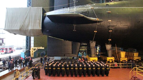 "Zanimljivo je i da najnovija ruska podmornica na nuklearni pogon nosi naziv po velikom knjazu Monomahu, a nazvana je u njegovu čast - ""Vladimir Monomah"". - Sputnik Srbija"