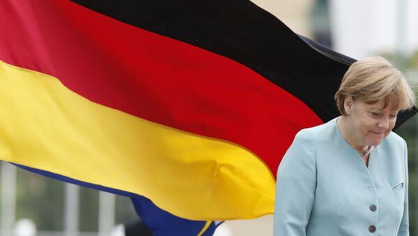 Kancelarka Nemačke Angela Merkel - Sputnik Srbija