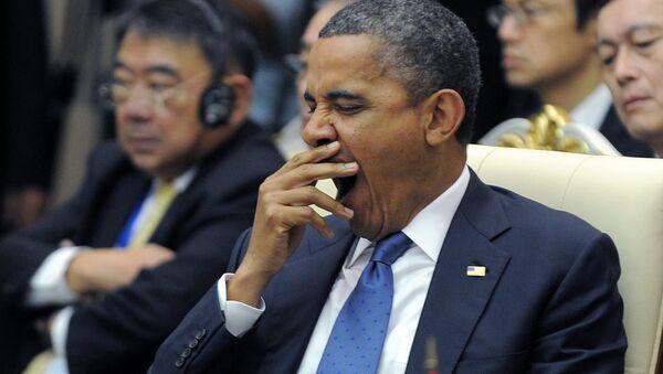 Američki predsednik Barak Obama - Sputnik Srbija