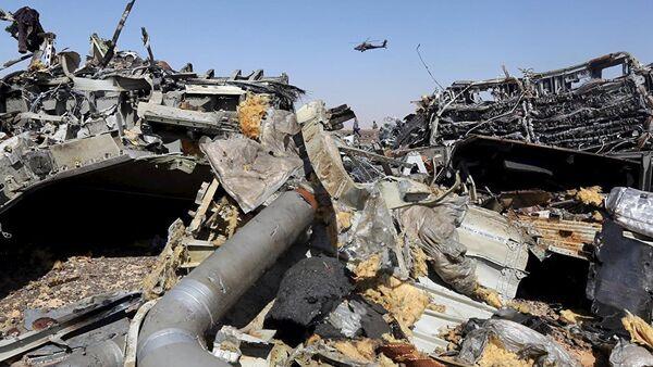 Avionska nesreća ruskog aviona u Egiptu - Sputnik Srbija