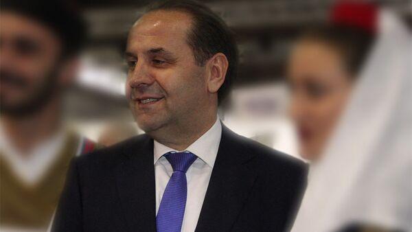 Potpredsednik Vlade i ministar trgovine, turizma i telekomunikacija Rasim Ljajić - Sputnik Srbija