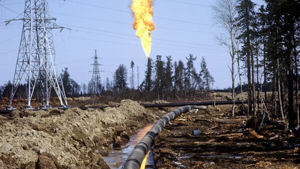 Naftovod - Sputnik Srbija
