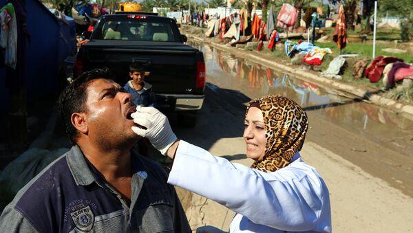 Kolera u Iraku - Sputnik Srbija