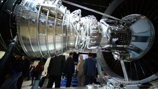 Turbomlazni motor PD-14 predstavljen na salonu avijacije MAKS-2013 - Sputnik Srbija