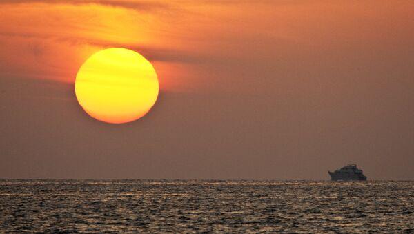 Izlazak sunca na Crvenom moru - Sputnik Srbija