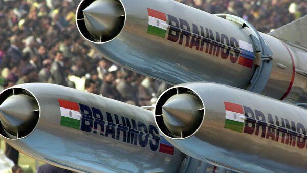 Rakete bramos - Sputnik Srbija
